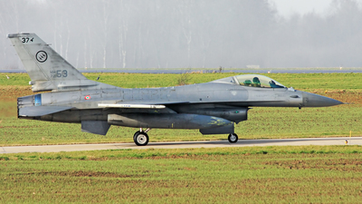 MM7253 - General Dynamics F-16A Fighting Falcon - Italy - Air Force
