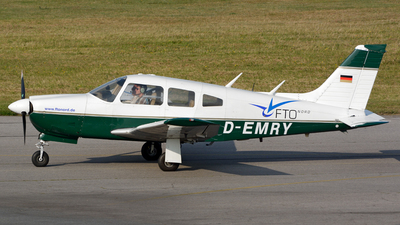D-EMRY - Piper PA-28R-201 Cherokee Arrow III - Private