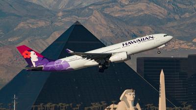 N382HA - Airbus A330-243 - Hawaiian Airlines
