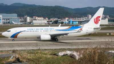 B-1210 - Boeing 737-89L - Dalian Airlines