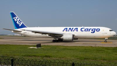 JA603A - Boeing 767-381(ER)(BCF)  - ANA Cargo