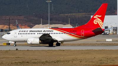 B-2633 - Boeing 737-79K - Shenzhen Airlines
