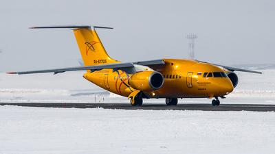 RA-61705 - Antonov An-148-100B - Saratov Airlines