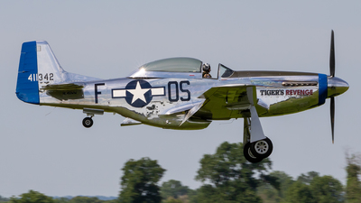 N451WW - North American P-51D Mustang - Private