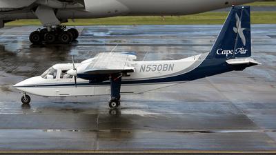 A picture of N530BN - BrittenNorman BN2B20 Islander - [2209] - © toyo_69pr