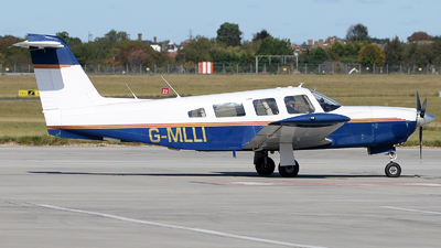 G-MLLI - Piper PA-32RT-300 Lance II - Private