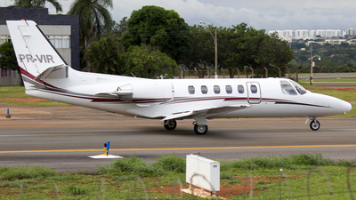 PR-VIR - Cessna 550 Citation II - Private
