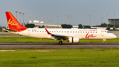 B-3173 - Embraer 190-100LR - GX Airlines