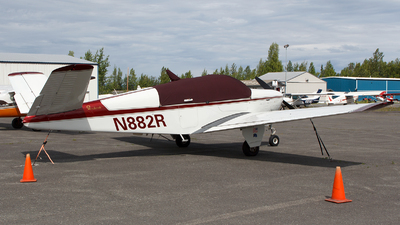 N882R - Beechcraft M35 Bonanza - Private