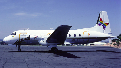 ZS-NNW - Hawker Siddeley HS-748 Series 2B - Executive Aerospace