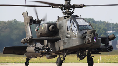 Q-14 - Boeing AH-64D Apache - Netherlands - Royal Air Force