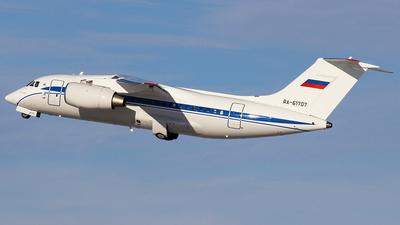 RA-61707 - Antonov An-148-100B - Russia - Federal Border Guards Aviation Command