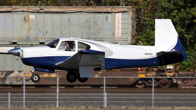 N93GG - Mooney M20E - Private