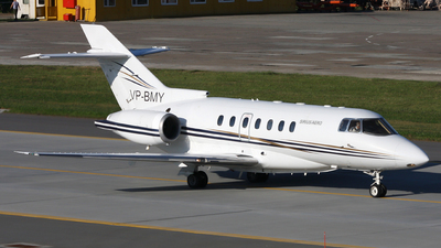 VP-BMY - Raytheon Hawker 1000 - Private