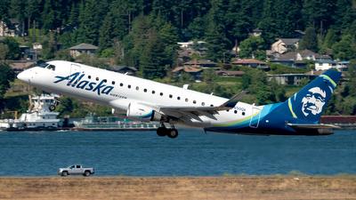 N650QX - Embraer 170-200LR - Alaska Airlines (Horizon Air)