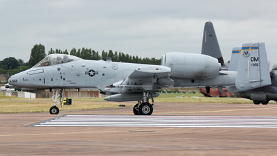 81-0956 - Fairchild A-10C Thunderbolt II - United States - US Air Force (USAF)