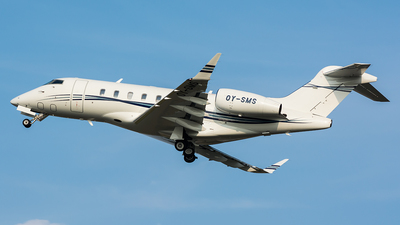 OY-SMS - Bombardier BD-100-1A10 Challenger 350 - ExecuJet Scandinavia