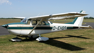 D-EHBA - Reims-Cessna F172G Skyhawk - Private