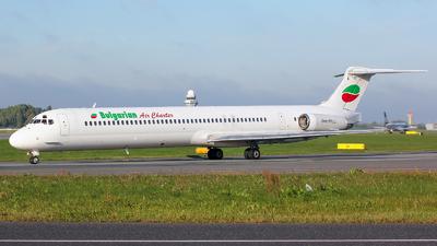 LZ-LDK - McDonnell Douglas MD-82 - Bulgarian Air Charter (BAC)