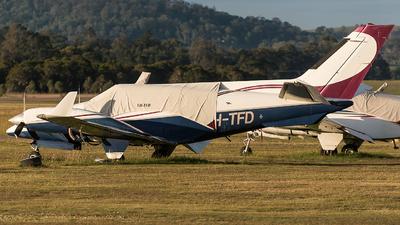 VH-TFD - Beechcraft A60 Duke - Private