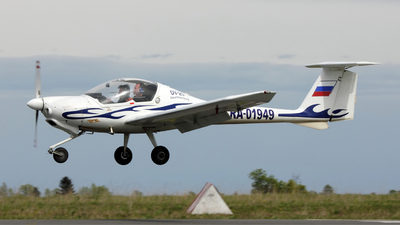 RA-01949 - Diamond Aircraft DV-20A Katana - Private