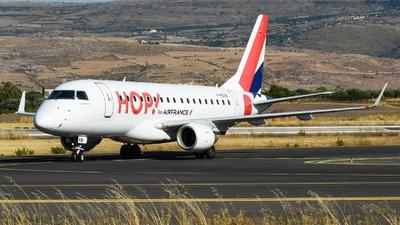 F-HBXM - Embraer 170-100LR - HOP! for Air France