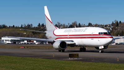 N331CK - Boeing 737-3Y0(SF) - Kalitta Charters II