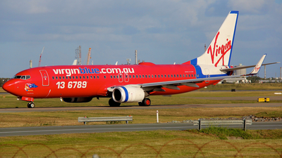 VH-VUC - Boeing 737-8FE - Virgin Blue Airlines