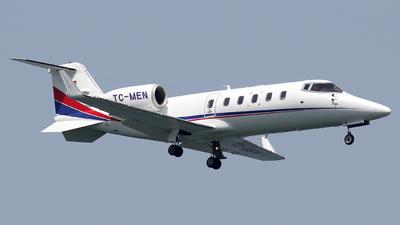 TC-MEN - Bombardier Learjet 60 - Turkmen Air