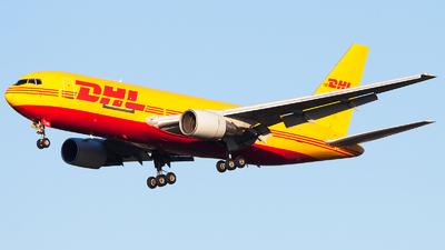 A9C-DHR - Boeing 767-281(BDSF) - DHL International Aviation