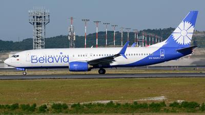 EW-543PA - Boeing 737-8K5 - Belavia Belarusian Airlines