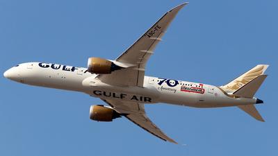A9C-FE - Boeing 787-9 Dreamliner - Gulf Air