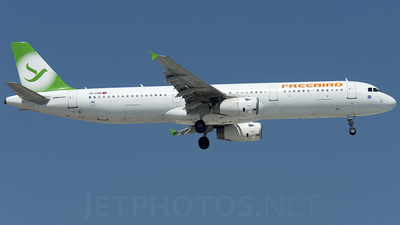 TC-FBG - Airbus A321-231 - Freebird Airlines