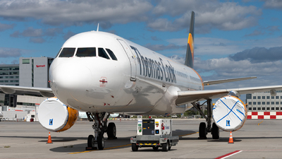 C-GEZX - Airbus A321-211 - Thomas Cook Airlines