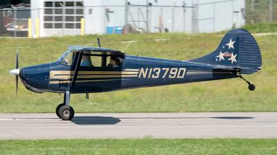 N1379D - Cessna 170A - Private