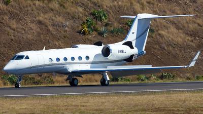 N918LL - Gulfstream G450 - Private