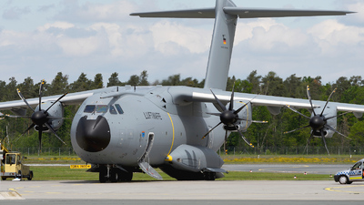 54-28 - Airbus A400M - Germany - Air Force