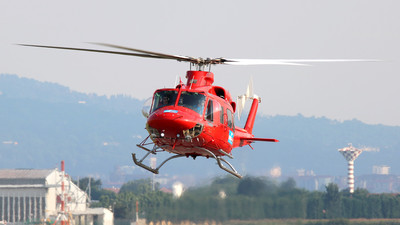 A picture of OEXWW - Bell 412 - [33082] - © Alberto Cucini