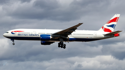 G-YMMC - Boeing 777-236(ER) - British Airways
