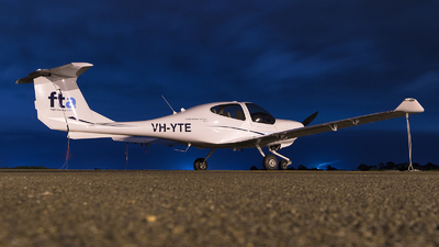 A picture of VHYTE - Diamond DA40 Diamond Star - [40.1046] - © Akshay M