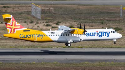 F-WWEN - ATR 72-212A(600) - Aurigny Air Services