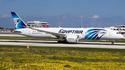 A picture of SUGES - Boeing 7879 Dreamliner - EgyptAir - © MSA130