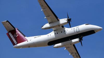 A picture of VHQQK - De Havilland Canada Dash 8100 - [326] - © Robbie Mathieson