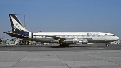 5Y-AXI - Boeing 707-330B - African International Airways