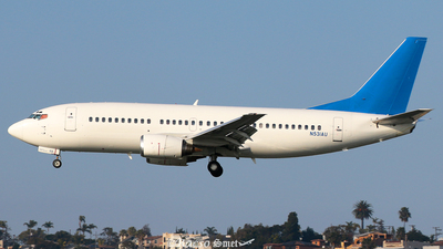 N531AU - Boeing 737-3B7 - iAero Airways (Swift Air)