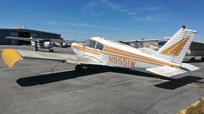 N5551W - Piper PA-28-150 Cherokee - Private