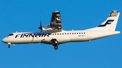 OH-ATI - ATR 72-212A(500) - Finnair
