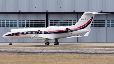 N207AA - Gulfstream G-IV(SP) - Private