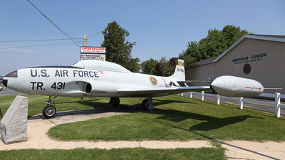 51-17431 - Lockheed T-33A Shooting Star - United States - US Air Force (USAF)
