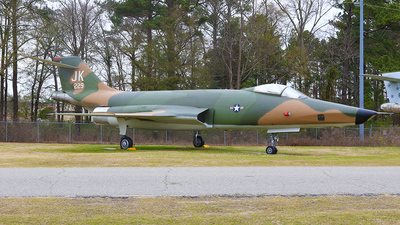 56-0229 - McDonnell RF-101C Voodoo - United States - US Air Force (USAF)